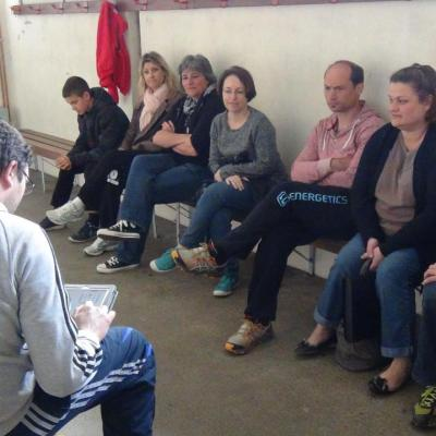 26 avril 2014 - formation multi-acteurs