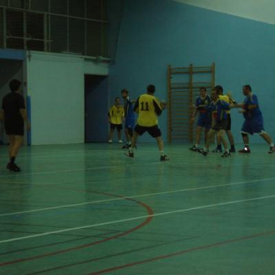 Match du 1er octobre 2011 contre Entente Chasseneuil/La Rochefoucauld