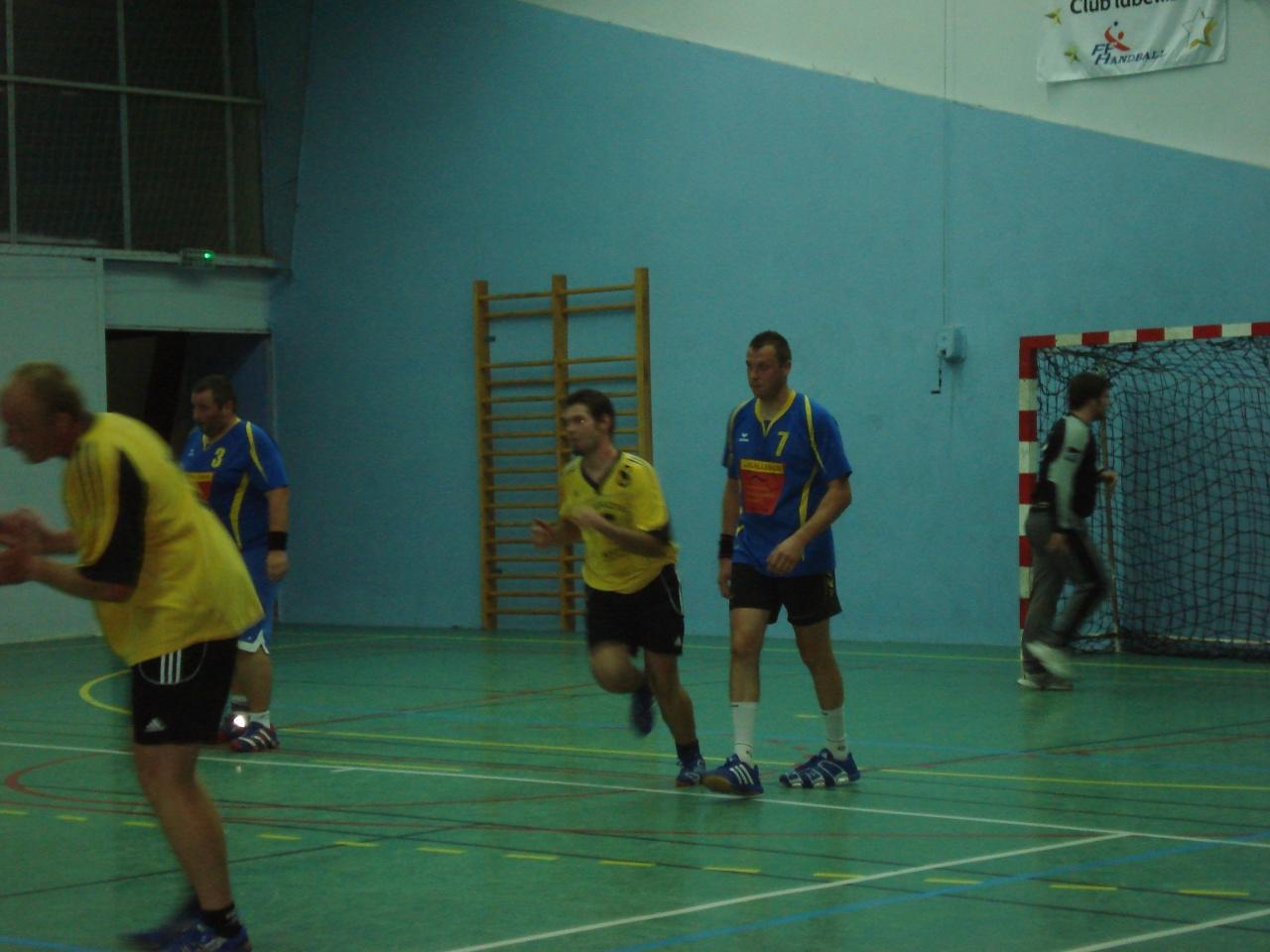 Match seniors masculins 01/10/2011