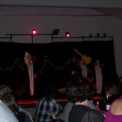 Repas Paëlla / Cabaret du 6 février 2010
