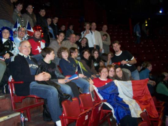 Mondial 2007 à Bercy